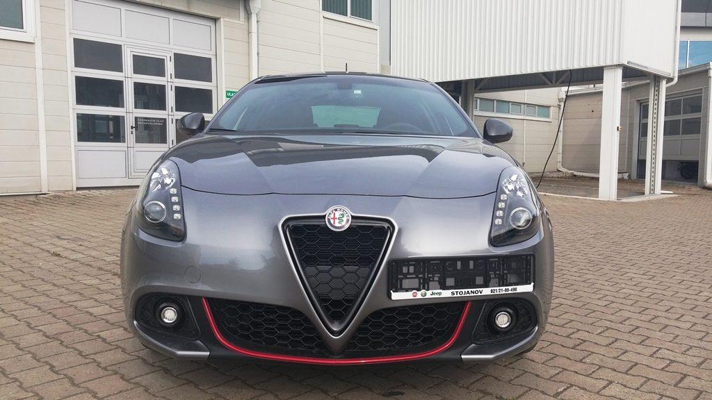 Alfa Romeo Giulietta no1