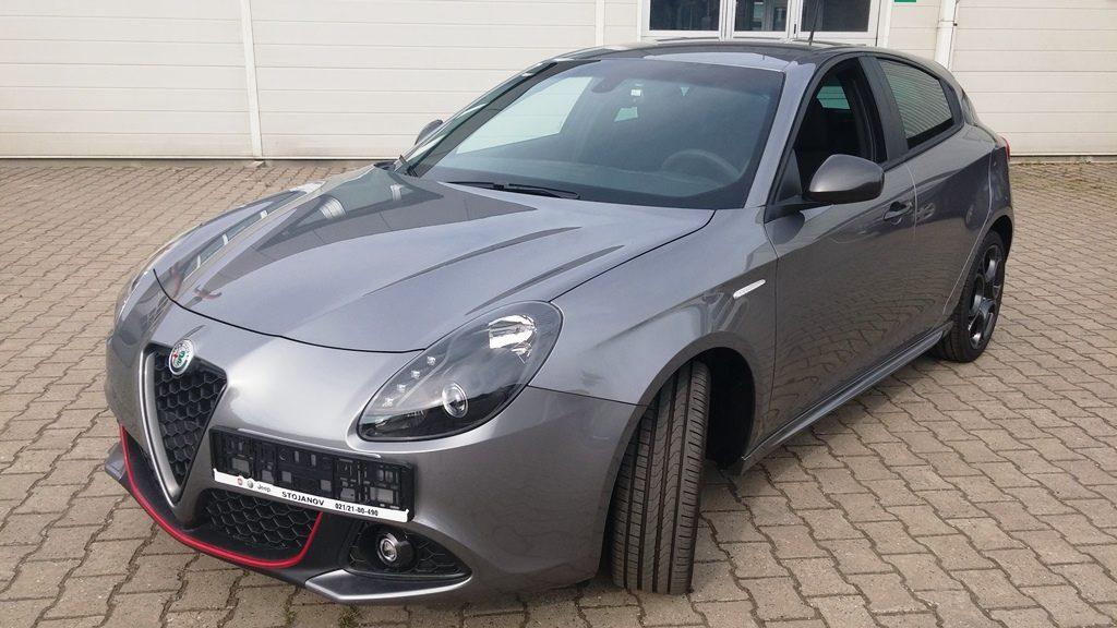Alfa Romeo Giulietta no3
