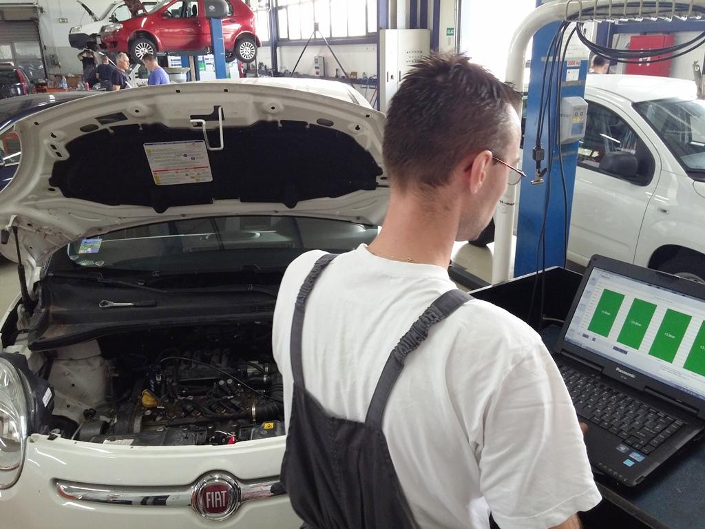 Merenje kompresije u benzin i dizel motorima Stojanov no2