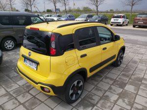 Nova FIAT PANDA 4X4